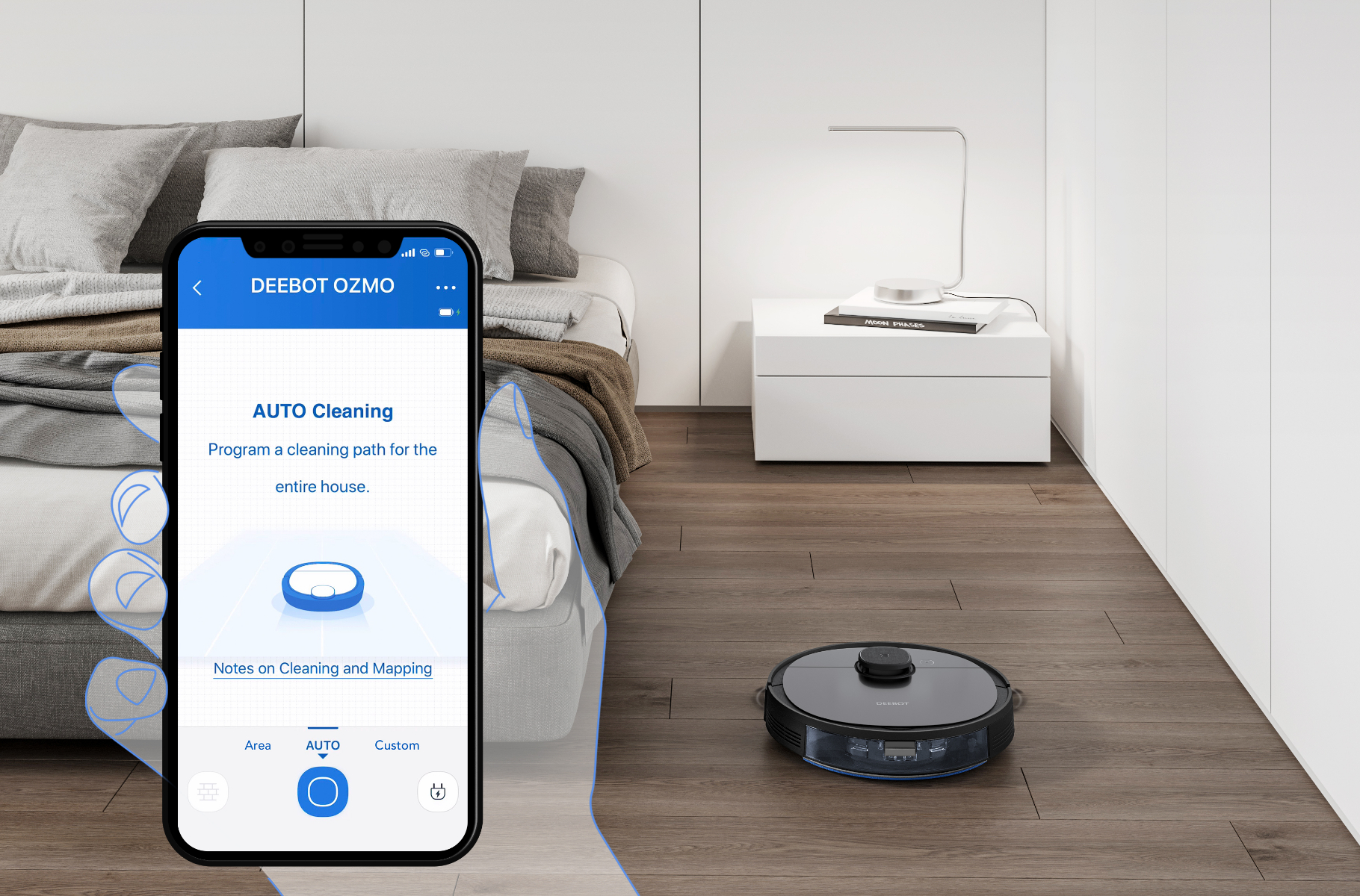 DEEBOT OZMO: i robot di Ecovacs aggiornano il firmware thumbnail