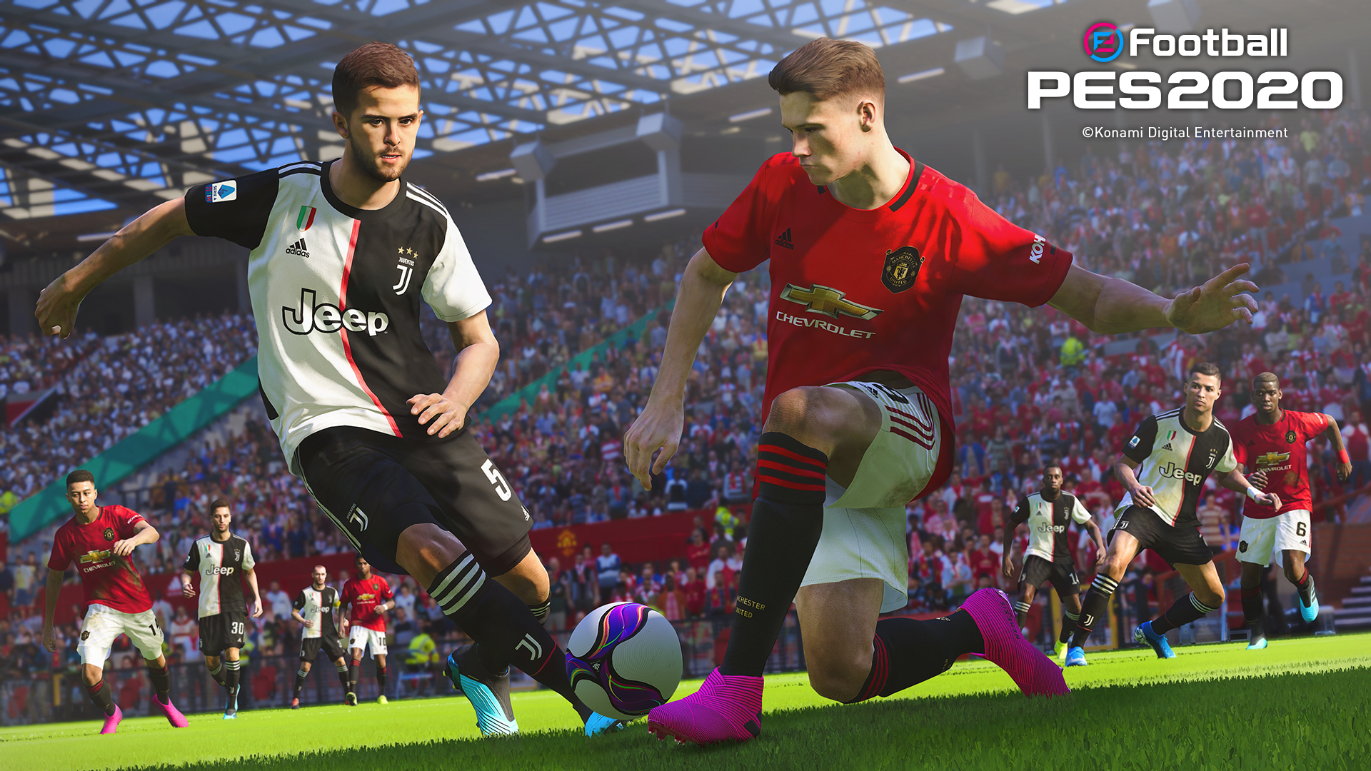 eFootball PES 2020: finalmente disponibile per PS4, Xbox One e Steam thumbnail
