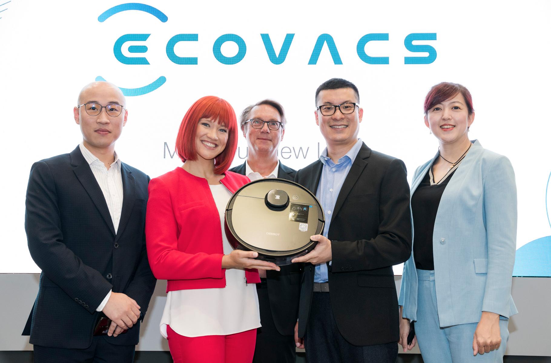 Ecovacs Robotics presenta il miglior Deebot di sempre thumbnail