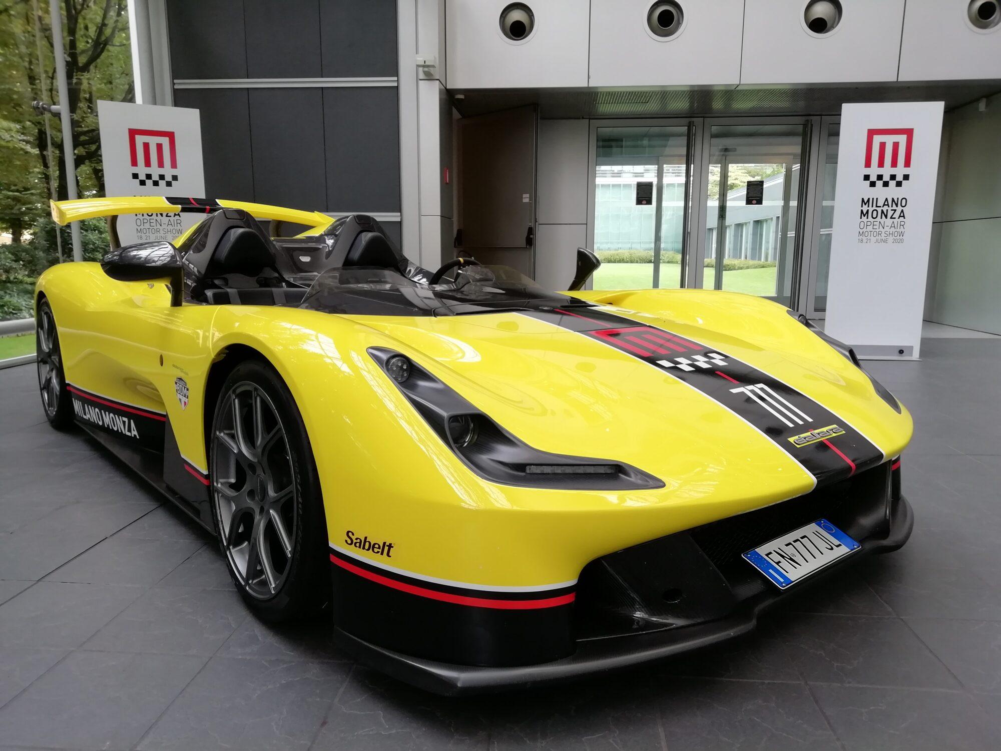 Open-Air Motor Show, nel 2020 la nuova importante manifestazione automobilistica thumbnail