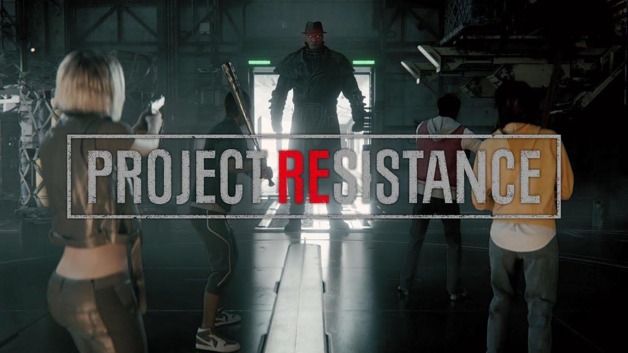 Capcom svela Project Resistance: ecco tutti i dettagli thumbnail
