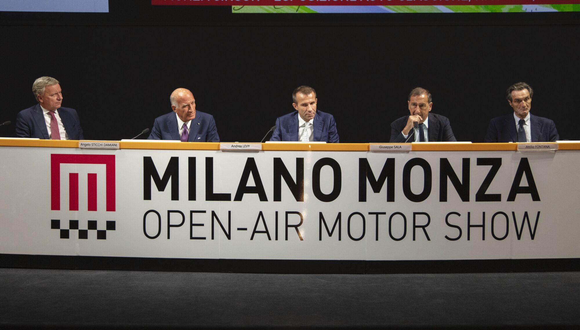 Milano Monza Motor Show: tutte le auto con cui farete i test drive thumbnail