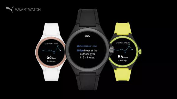 PUMA Sport: debutta ad IFA 2019 lo smartwatch dedicato agli sportivi thumbnail