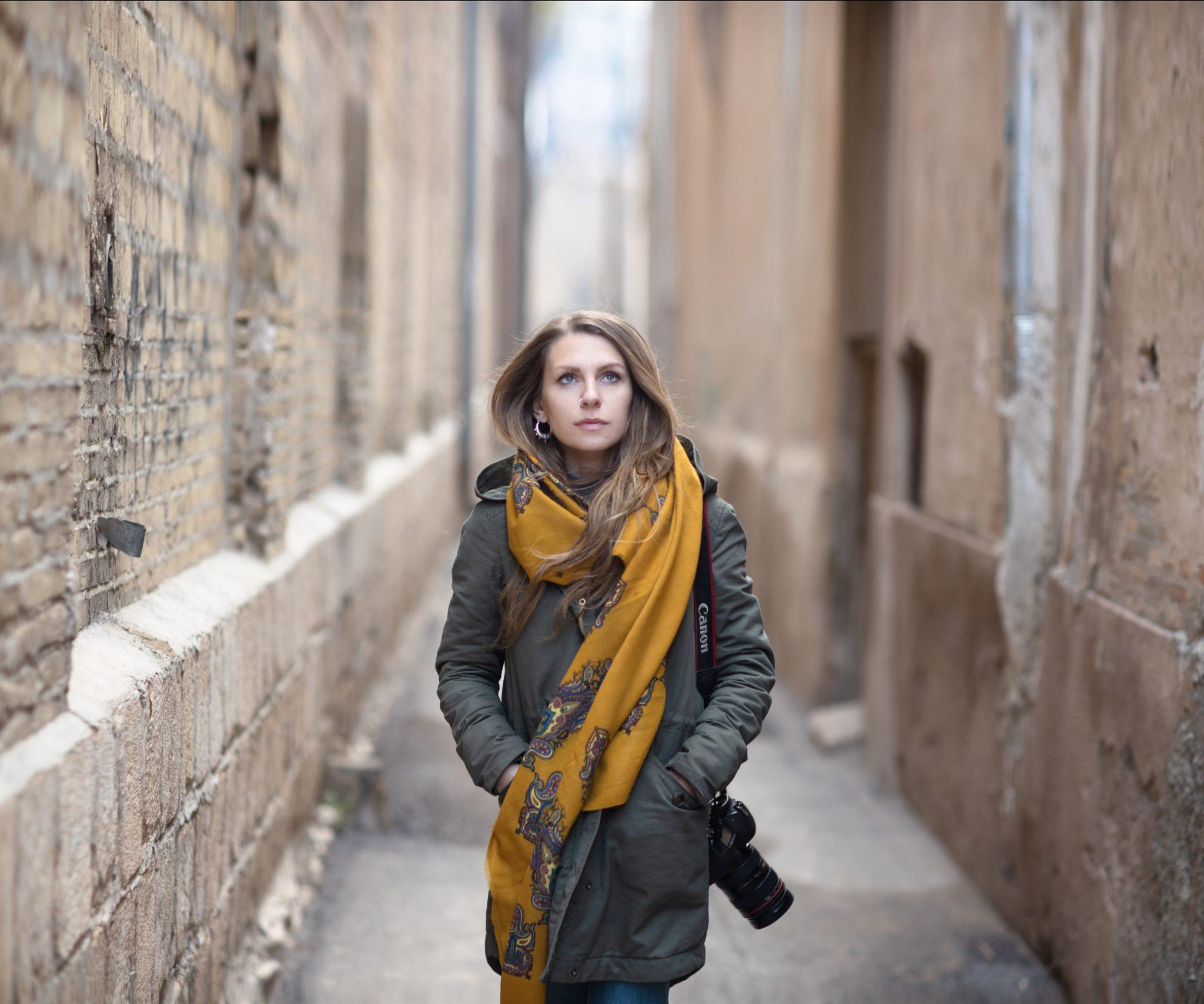 Intervista Sara Melotti: fotografare per rendere il mondo più sincero | podcast thumbnail