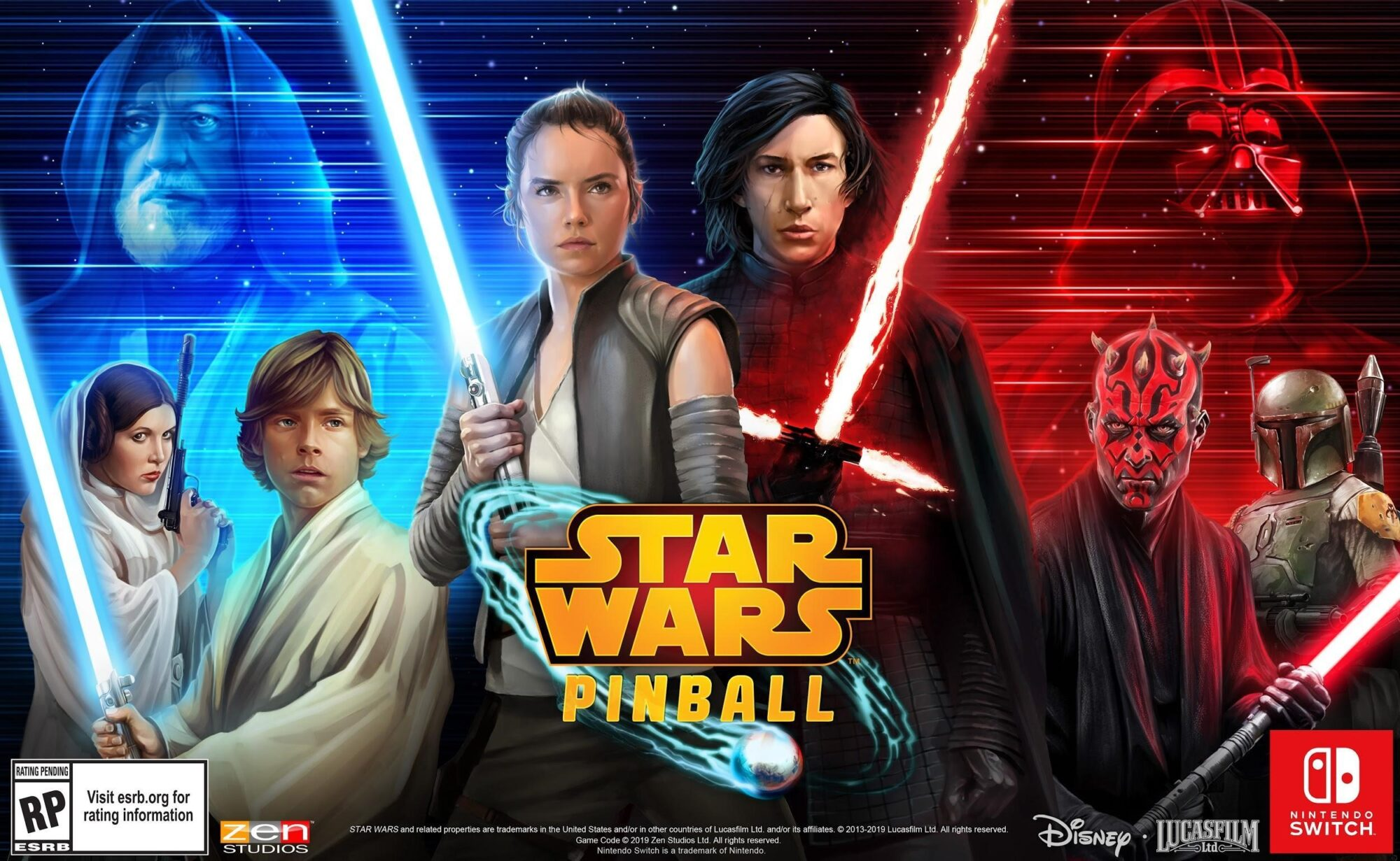 Star Wars Pinball: da oggi disponibile per Nintendo Switch! thumbnail