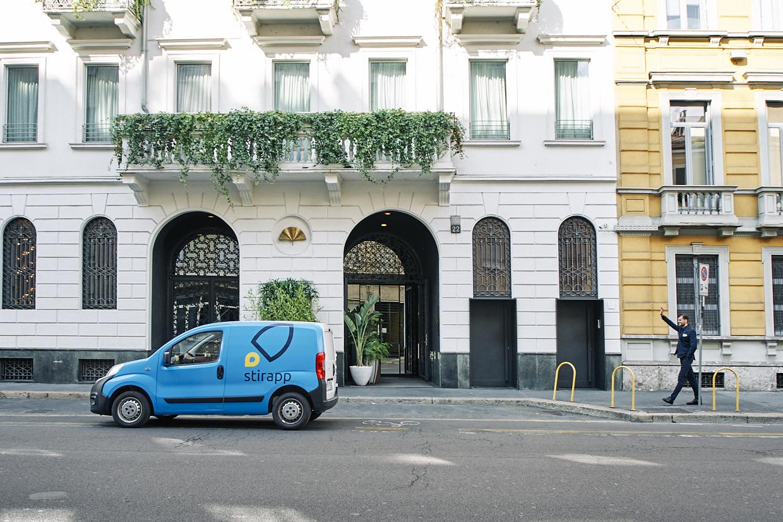 Stirapp, servizio di lava & stira a domicilio, sbarca a Milano thumbnail