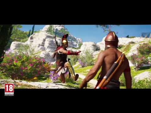 Assassin's Creed Odyssey: l'ultimo aggiornamento sarà disponibile a breve thumbnail