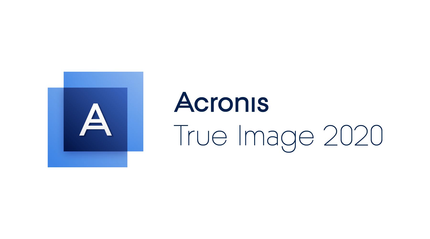 Acronis True Image 2020 Logo