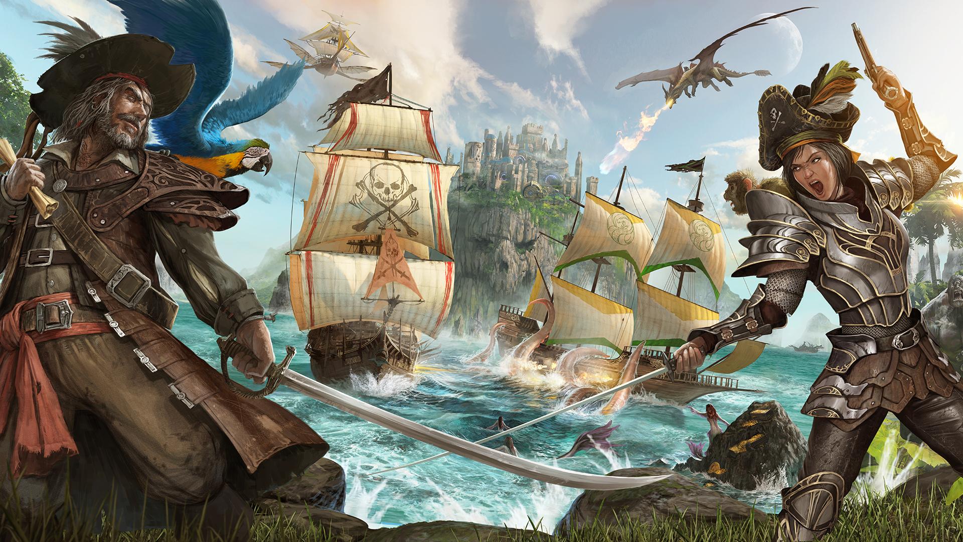 Atlas è ora disponibile su Xbox One thumbnail