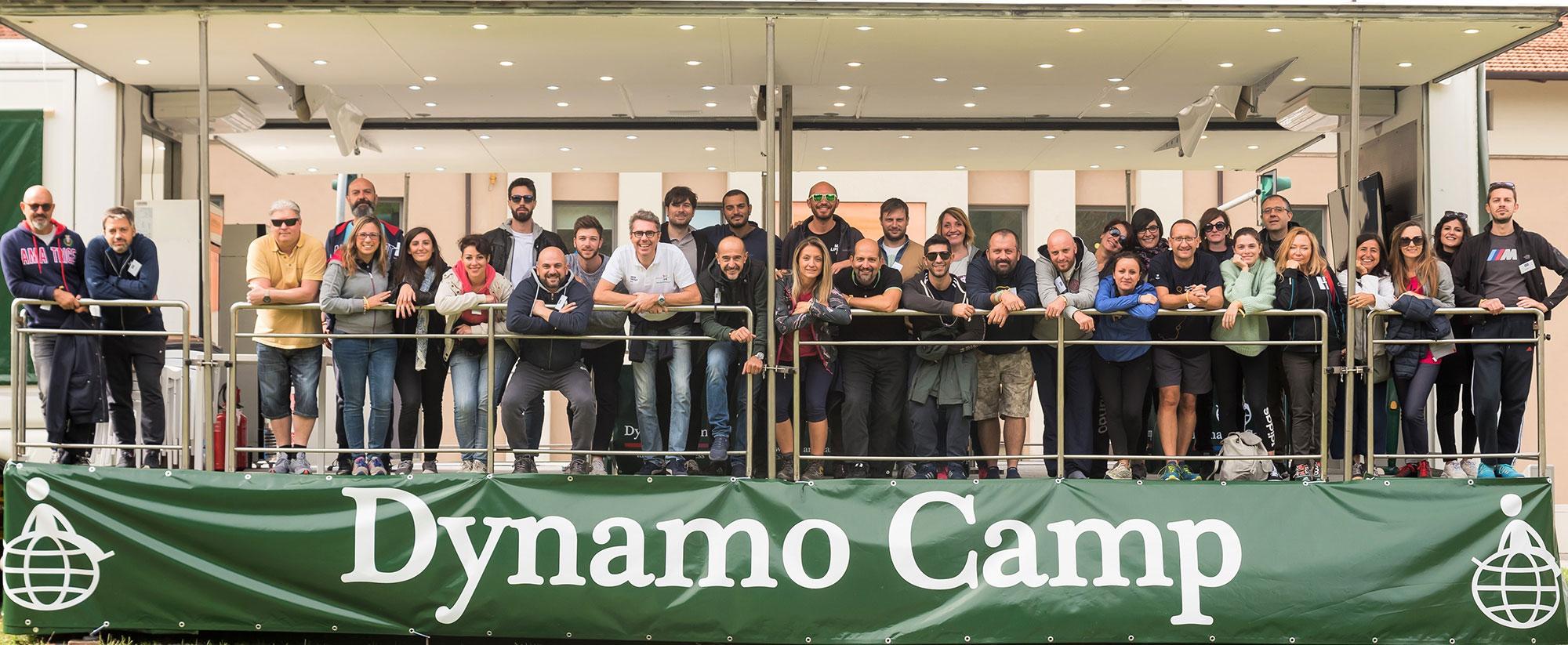 BMW Group Italia a Dynamo Camp per il programma di corporate volunteering thumbnail