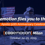 Codemotion Milan 2019