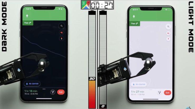 iPhone: con la Dark Mode sugli OLED si risparmia fino al 30% di batteria thumbnail
