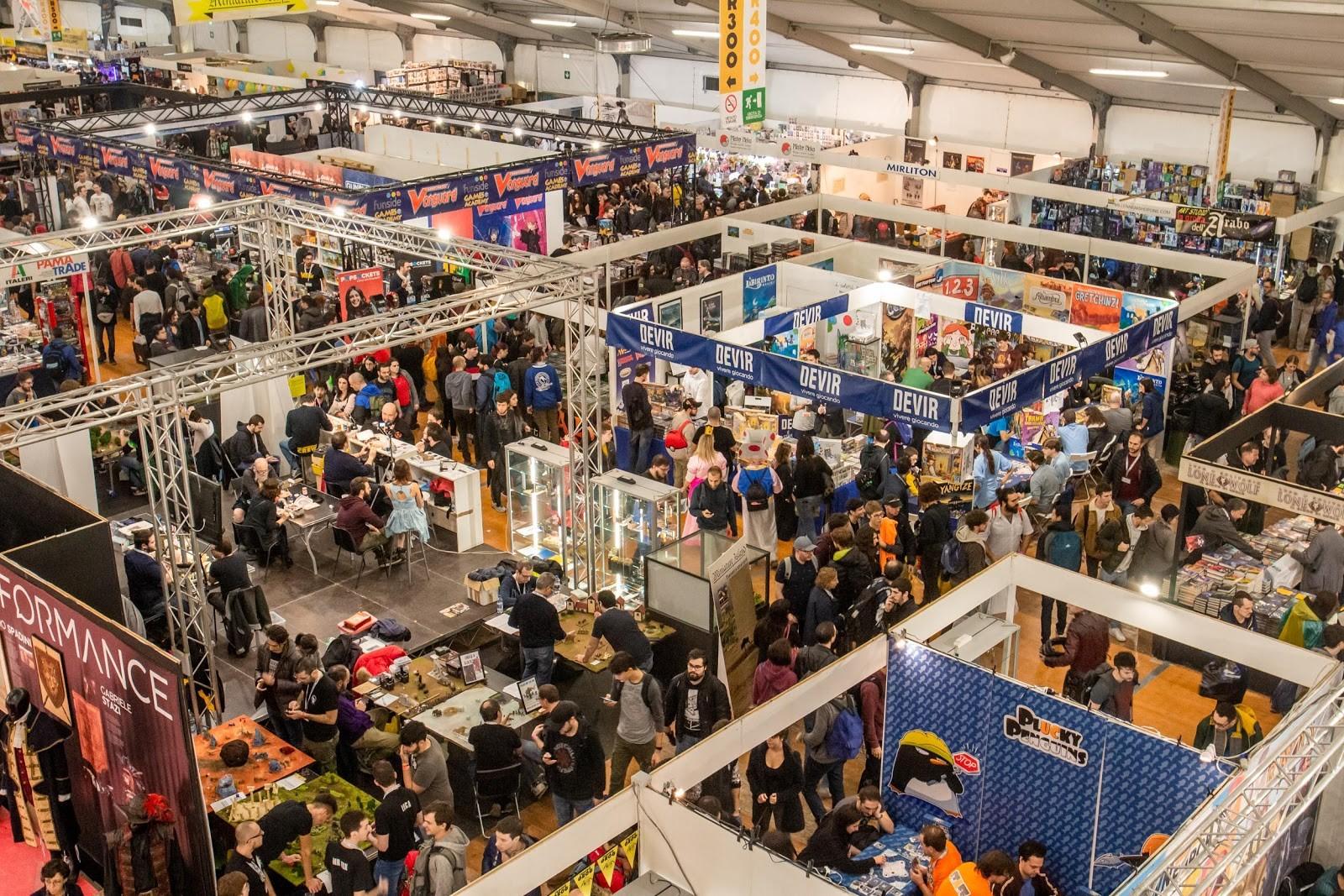 Lucca Comics & Games: molto più di una fiera, molto più di un festival thumbnail