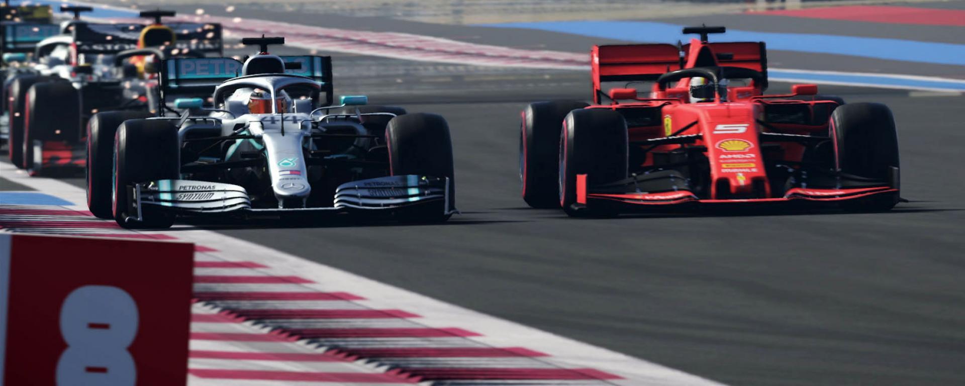 F1 2019 stagione f2
