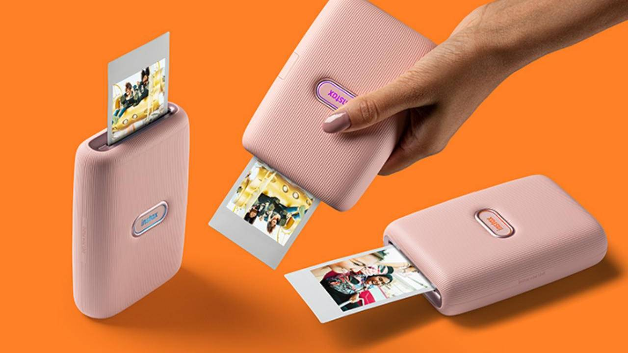 Fujifilm Instax Mini Link: arriva la nuova stampante per smartphone thumbnail