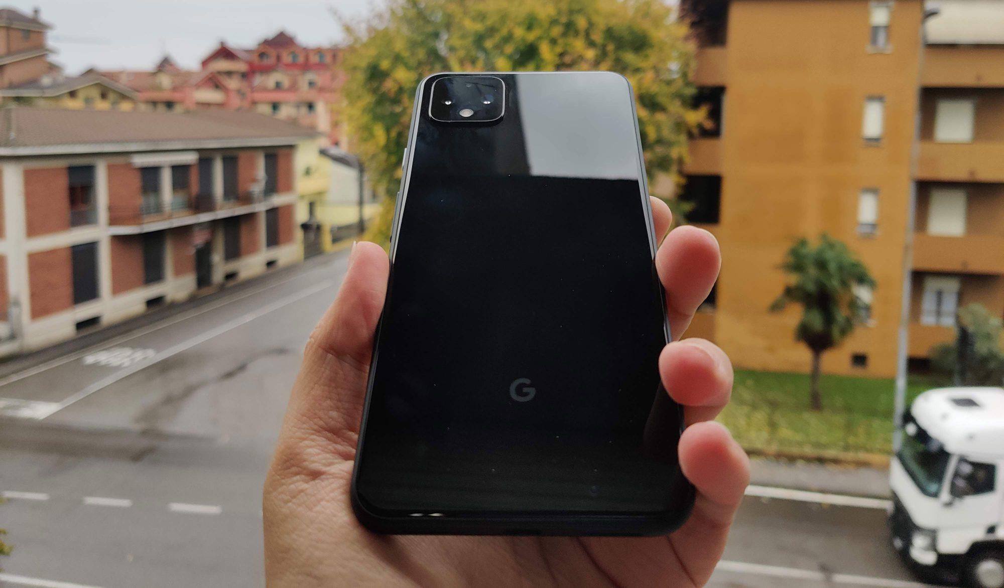 Google Pixel 4 XL 5 Motion Sense