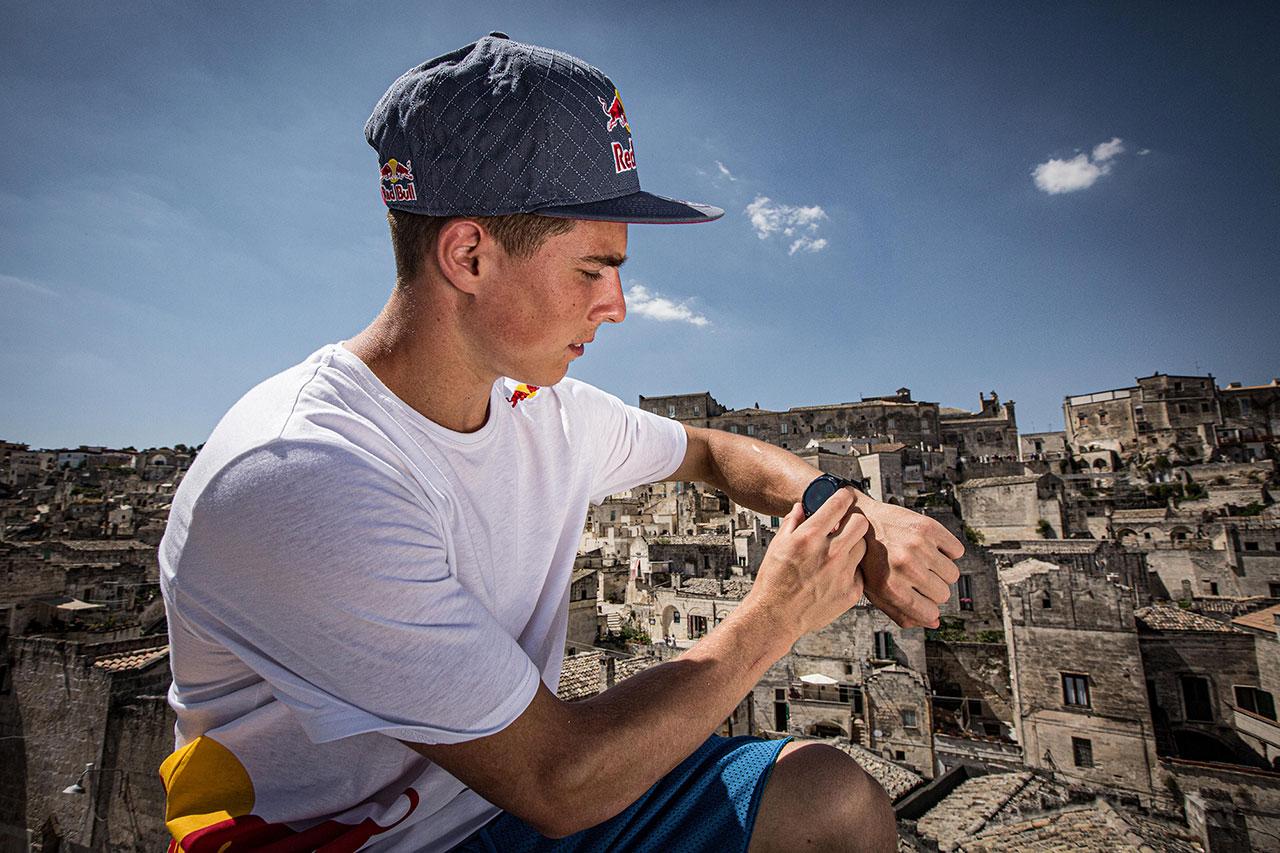Huawei Watch GT 2 è il campione di Red Bull Art of Motion a Matera thumbnail