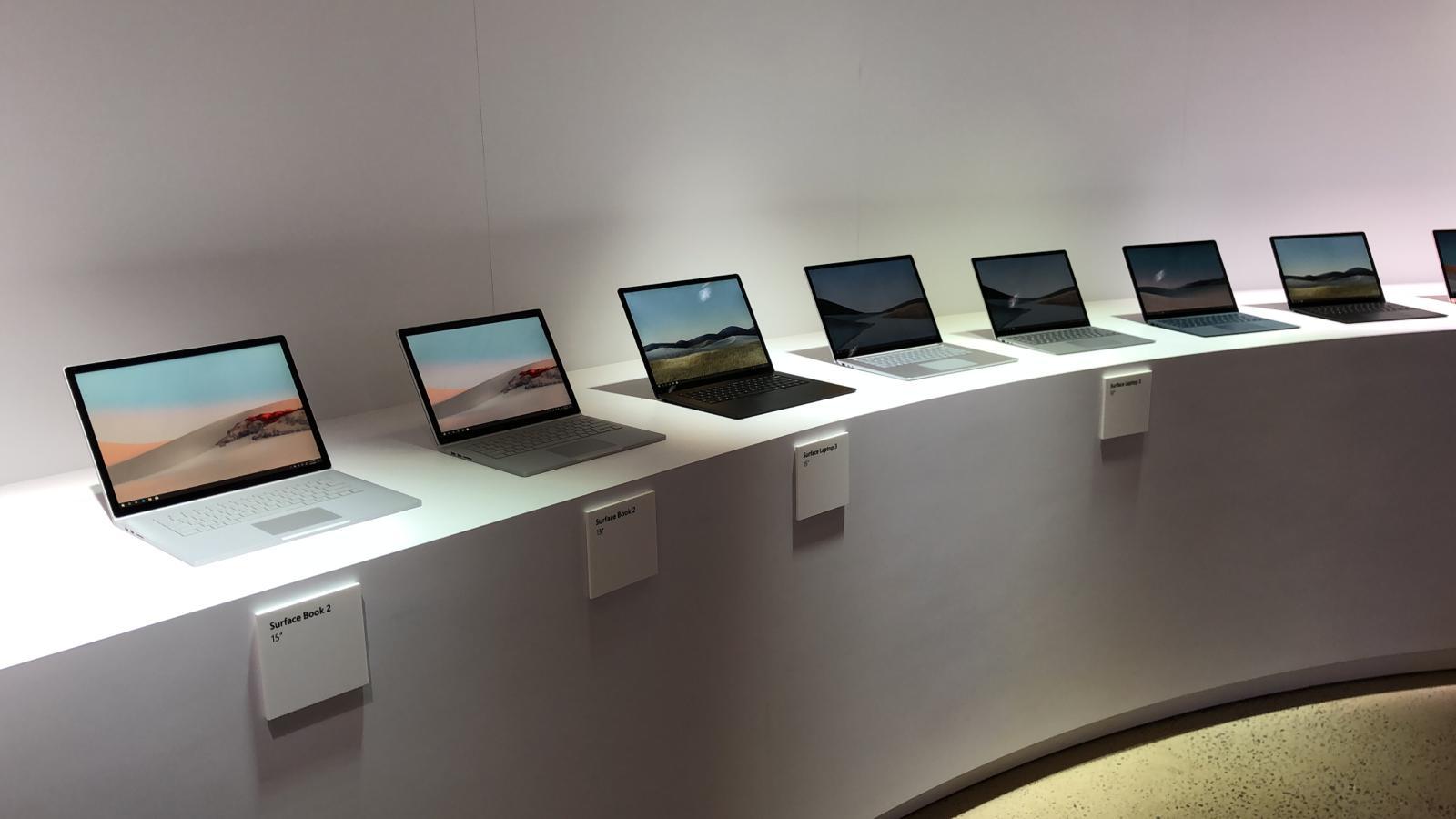 Microsoft Surface Laptop 3 è ufficiale: caratteristiche e prezzi thumbnail