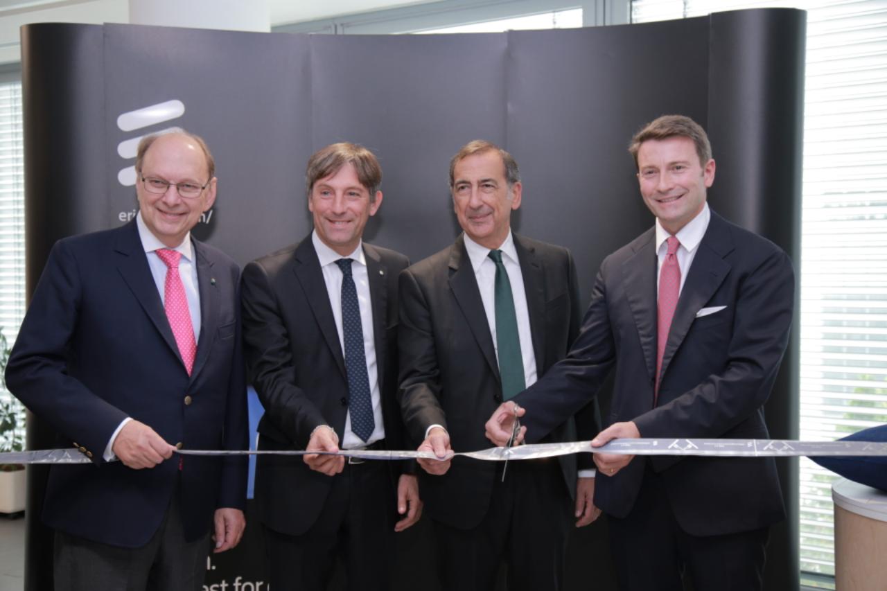Ericsson sempre più presente in Italia: apertura della nuova sede di Milano thumbnail
