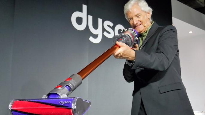 Dall'aspirapolvere all'EV: Dyson abbandona le auto elettriche thumbnail
