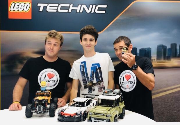 LEGO I love Cars a Milano con Favij, Sanchini e Valsecchi thumbnail