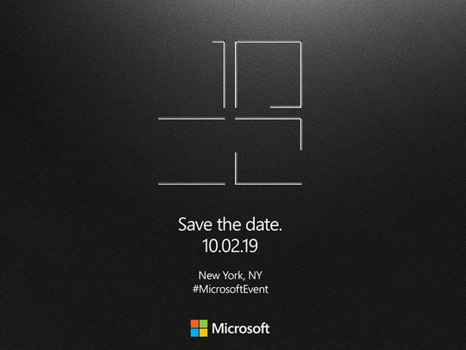 Microsoft Surface Event: tante novità pronte alla presentazione thumbnail