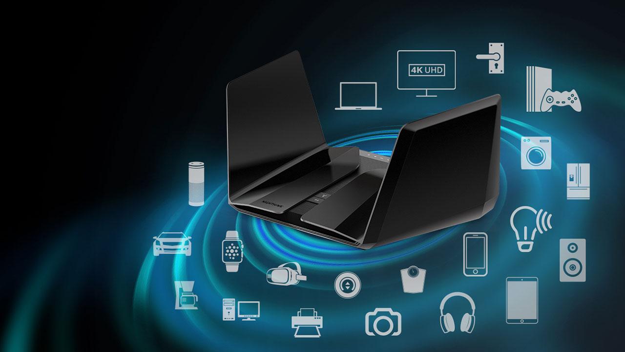 Netgear è per l'affidabilità con lo smart working thumbnail
