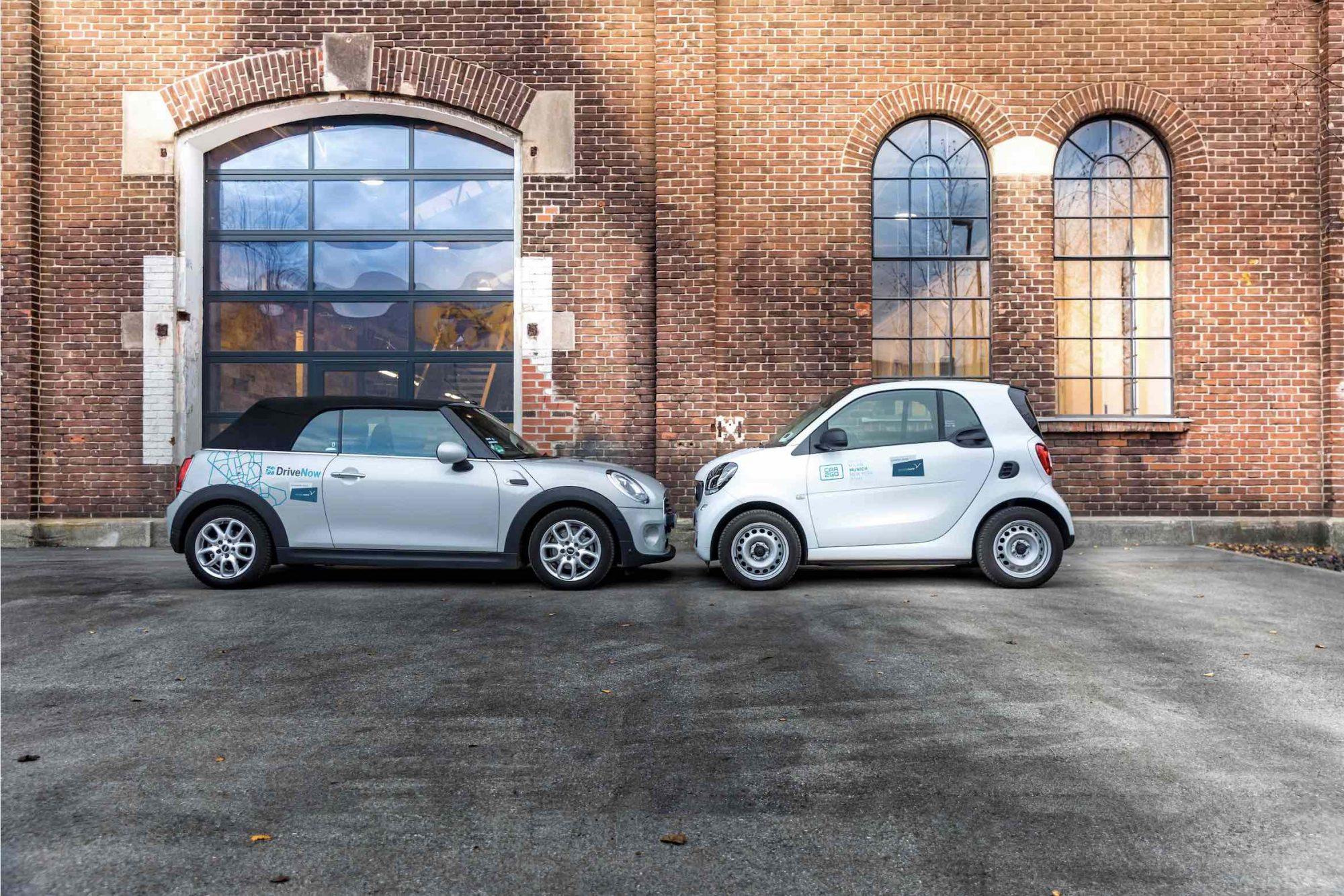 SHARE NOW: Otto mesi dopo l'apertura, si contano ben 2,5 Milioni di noleggi auto a Milano thumbnail