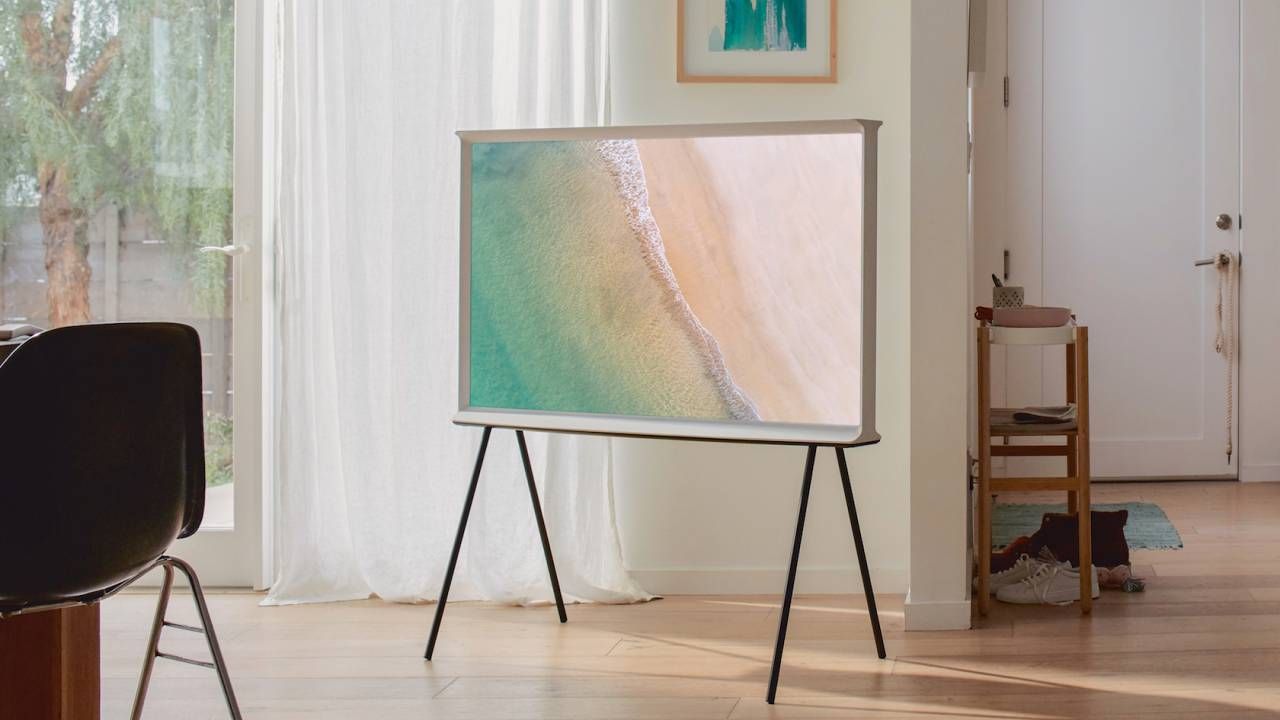 Samsung Lifestyle TV 2019 the serif the frame