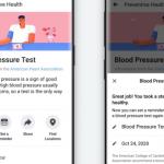 Facebook Preventive Health
