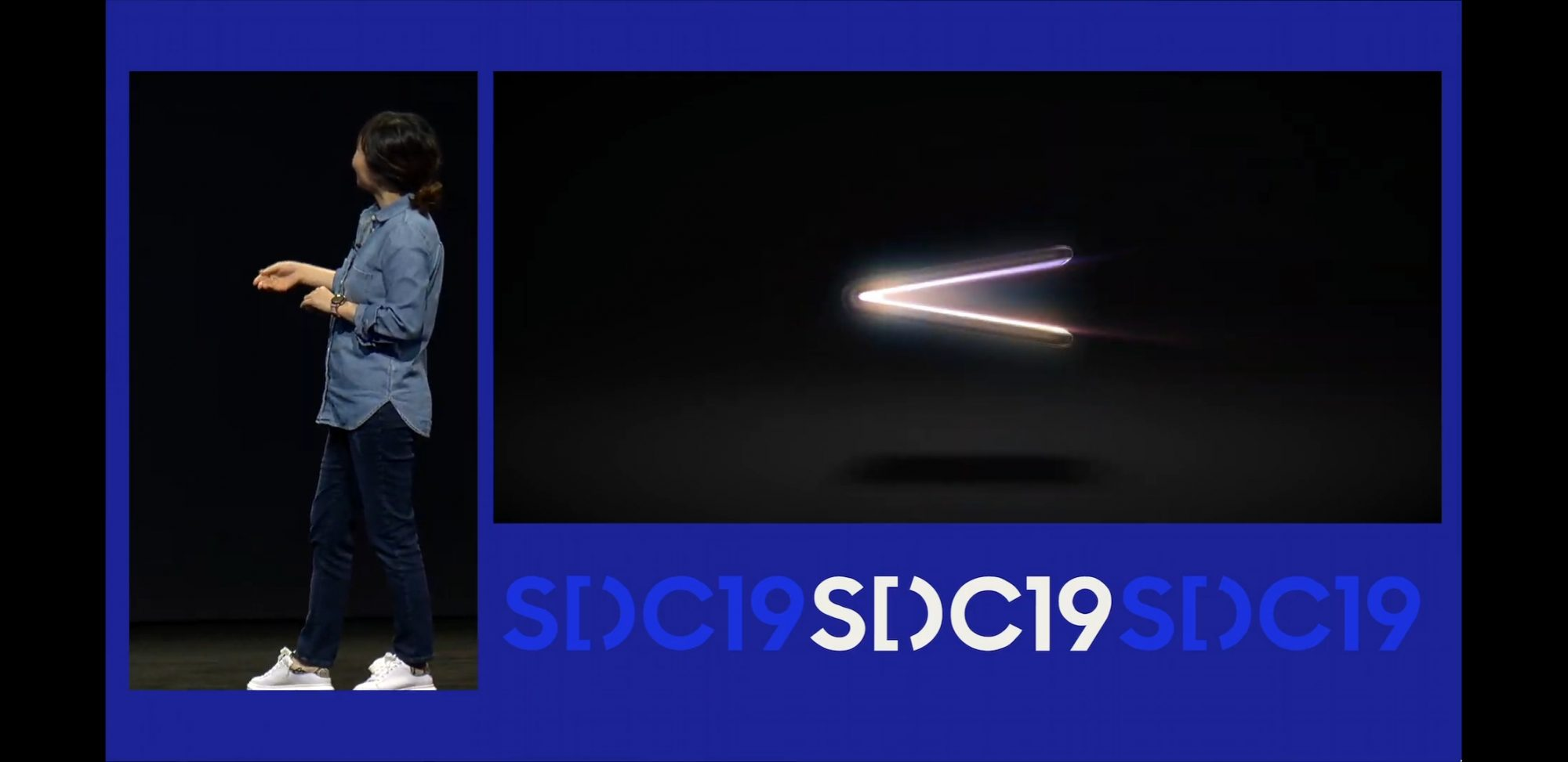 Samsung Developer Conference 2019 fold