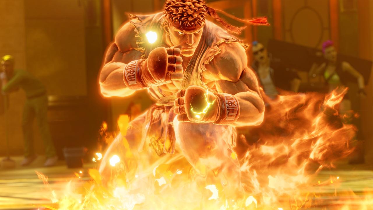 La musica di Street Fighter III diventa deluxe thumbnail