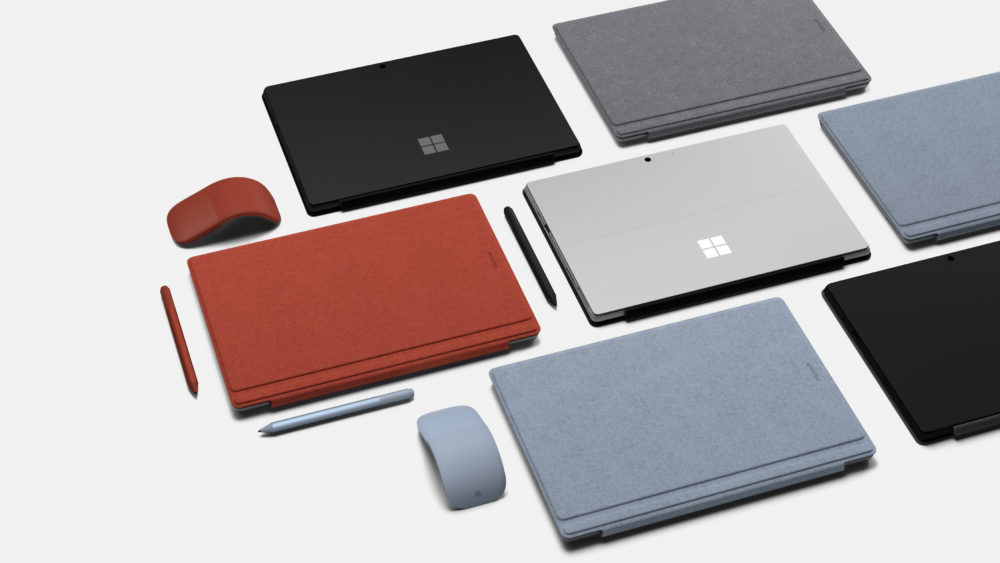 Surface Laptop 3 e Surface Pro 7 disponibili negli store italiani thumbnail