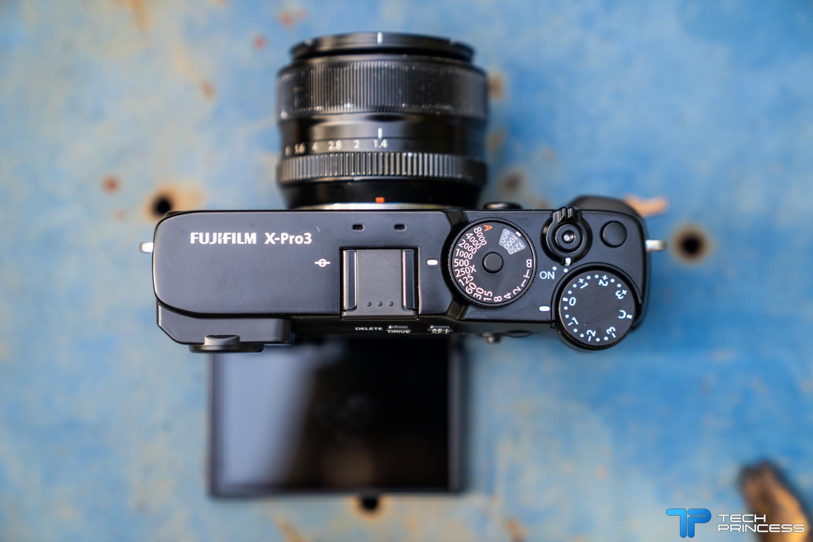 Fujifilm X-Pro 3 anteprima