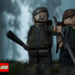 The Last of Us LEGO Crossover Tech Princess