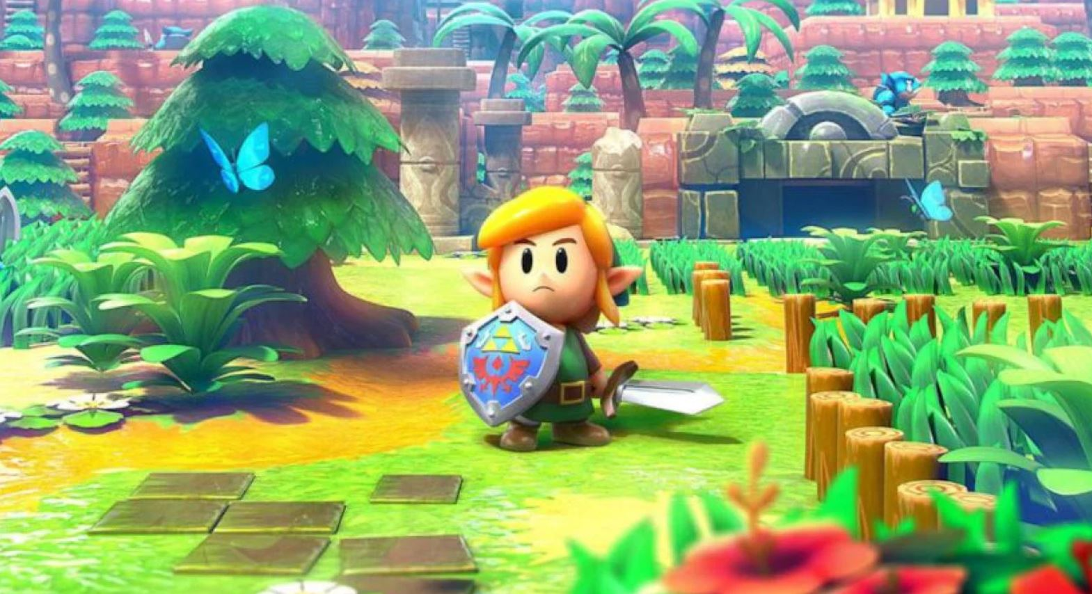The Legend of Zelda: Link's Awakening 100 copie