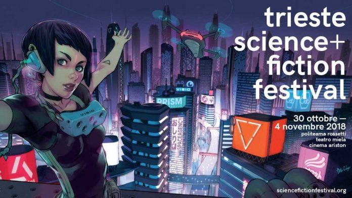Trieste Science+Fiction Festival programma