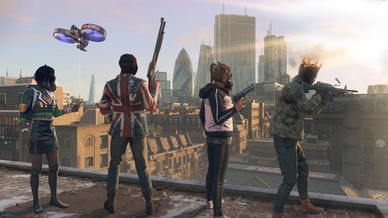 Ubisoft: Watch Dogs Legion e Rainbow Six tra i titoli confermati su console next gen