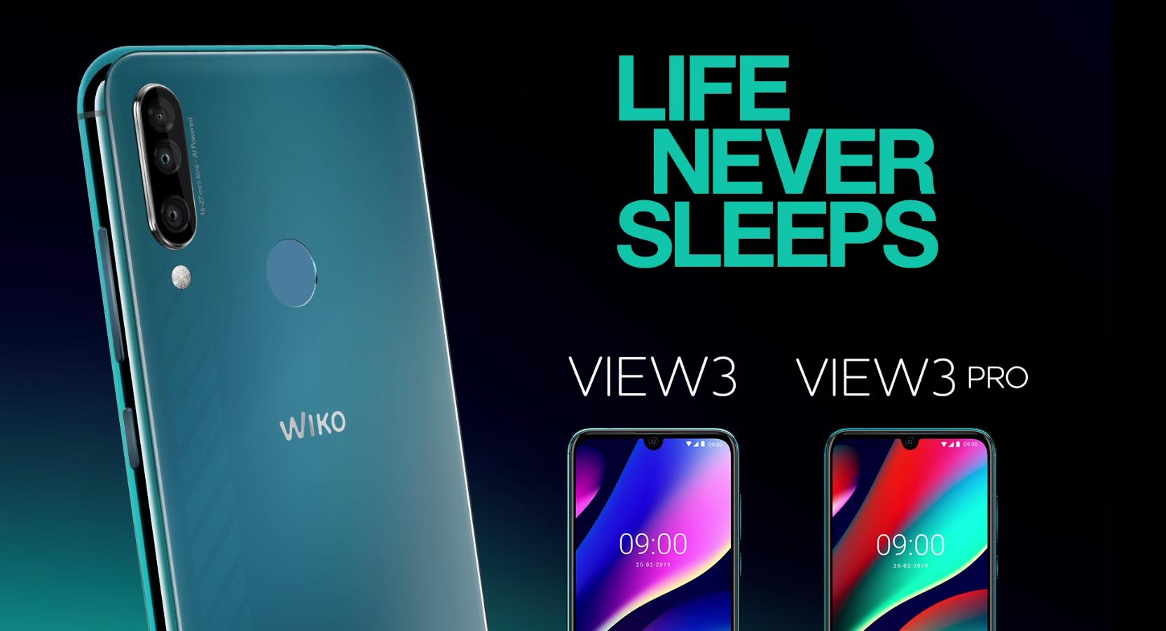 Wiko View 3 e View 3 Pro: come utilizzare al meglio la tripla fotocamera? thumbnail