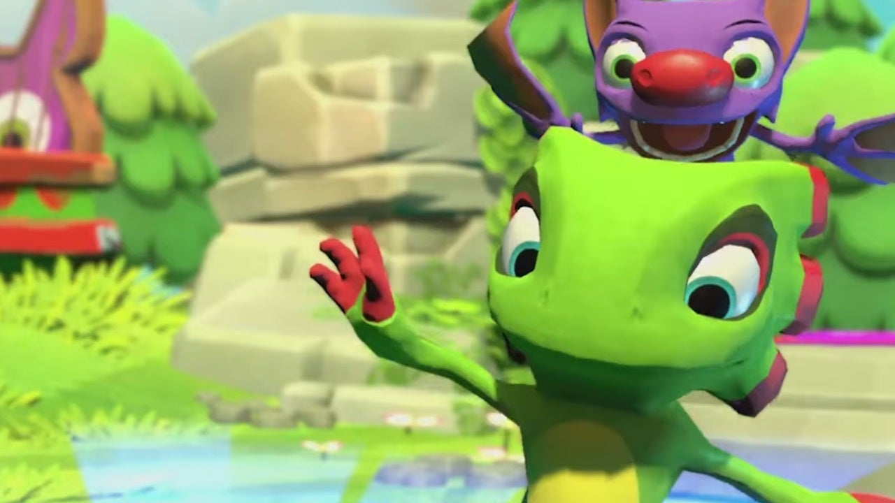 Yooka-Laylee and the Impossible Lair recensione: il ritorno del mitico duo thumbnail