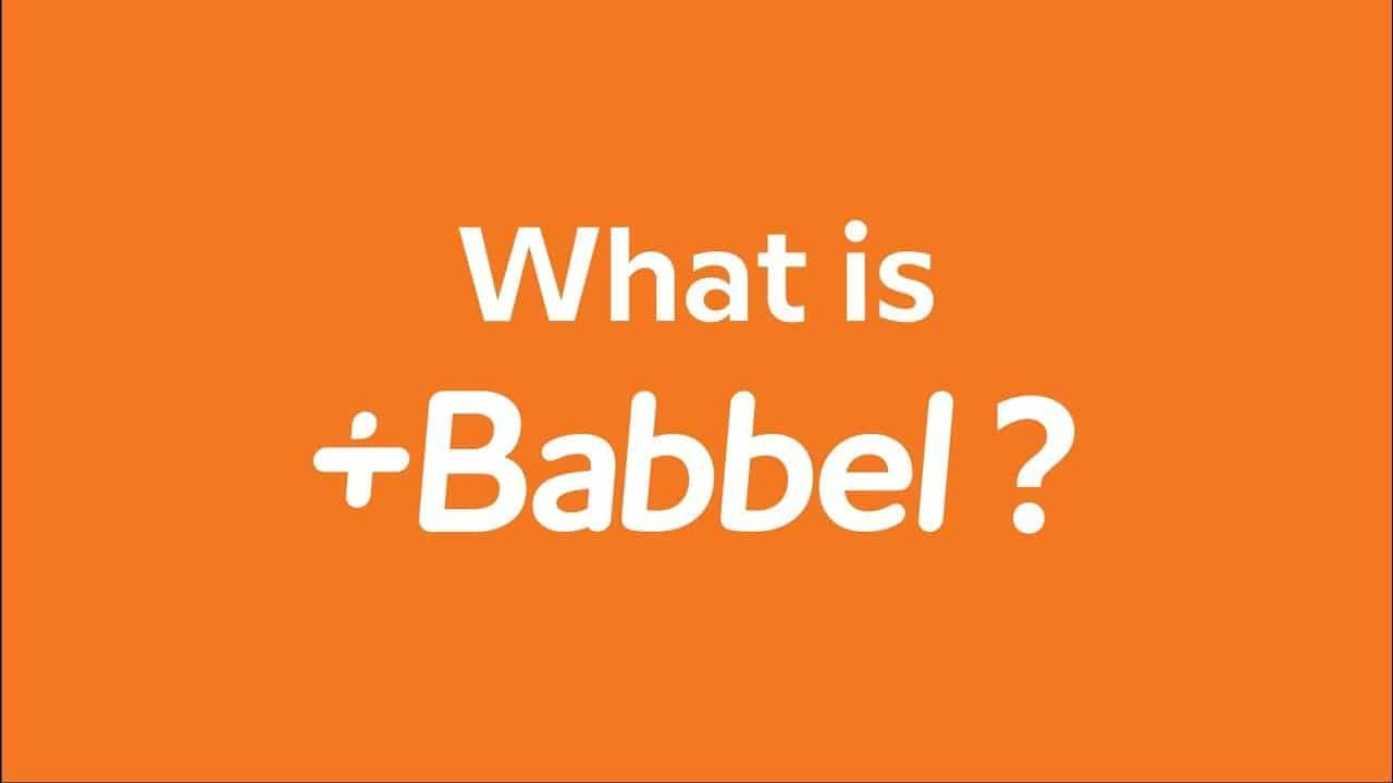 Babbel si rifà il look: nuovo design, contenuti e funzionalità thumbnail