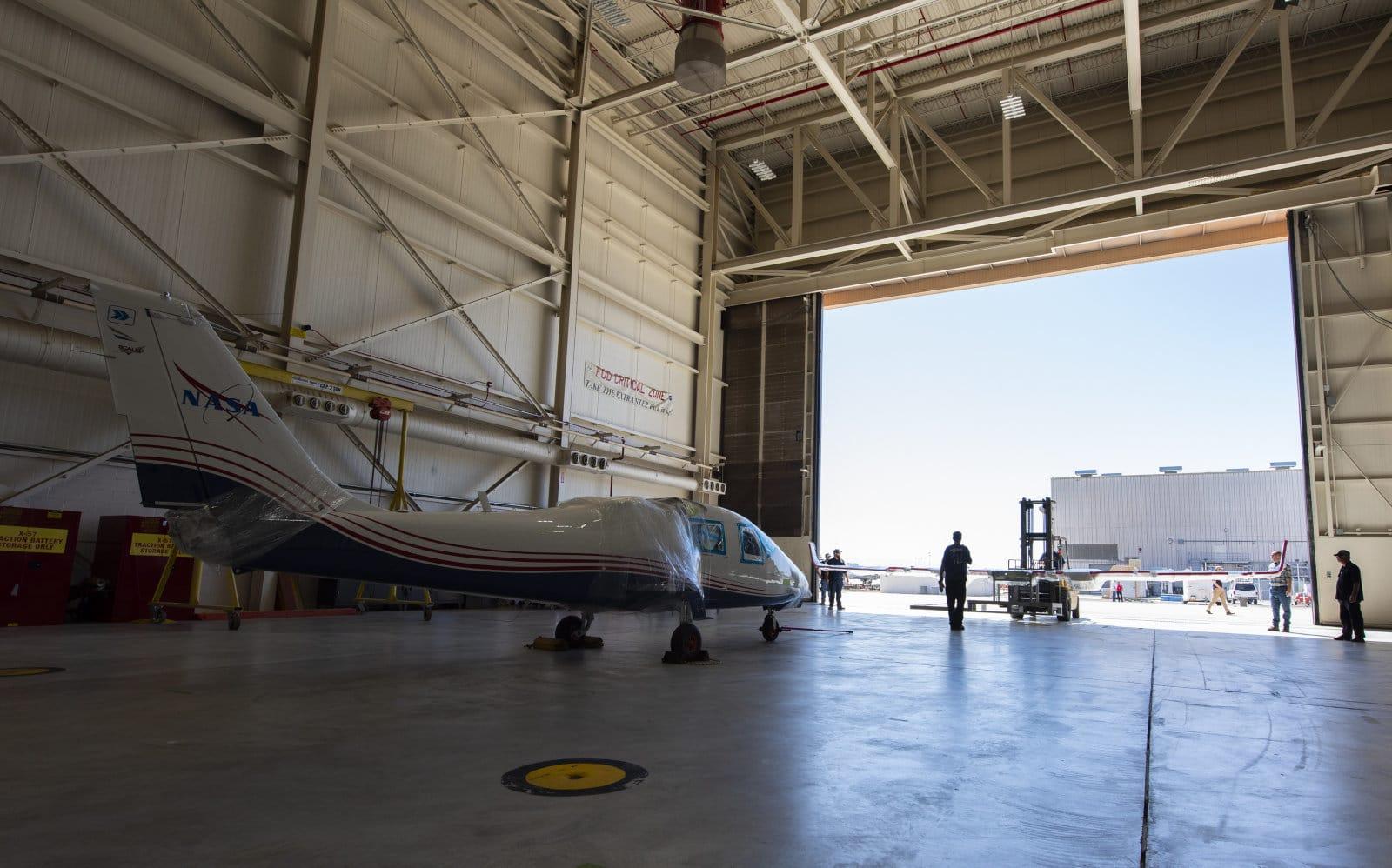 NASA: presto i test del suo primo X-plane completamente elettrico thumbnail