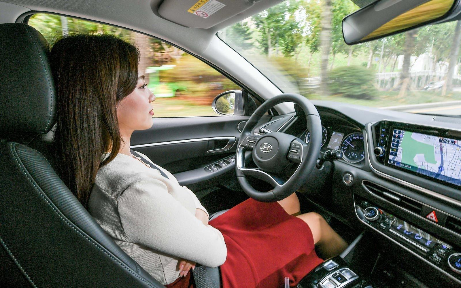 Hyundai sta progettando un Cruise Control che imita il tuo stile di guida thumbnail