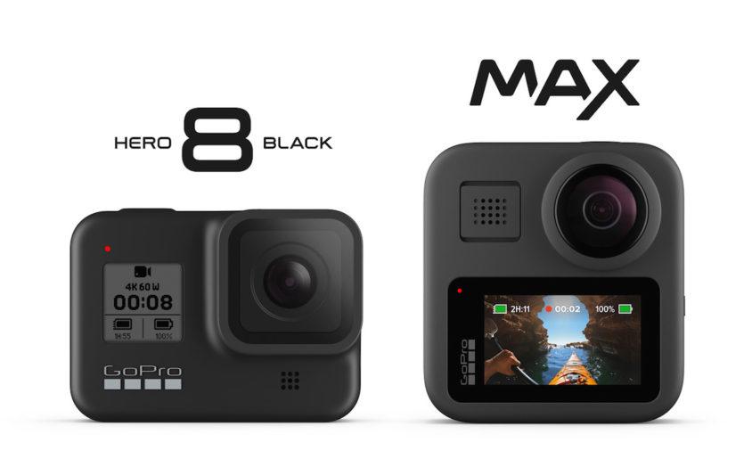 Nuove GoPro Hero8 Black e Max ufficiali: prezzi e caratteristiche thumbnail