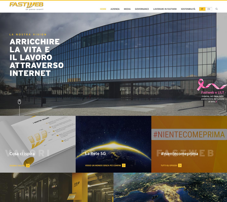 Campagna Nastro Rosa: Fastweb e LILT Milano uniti per la prevenzione thumbnail