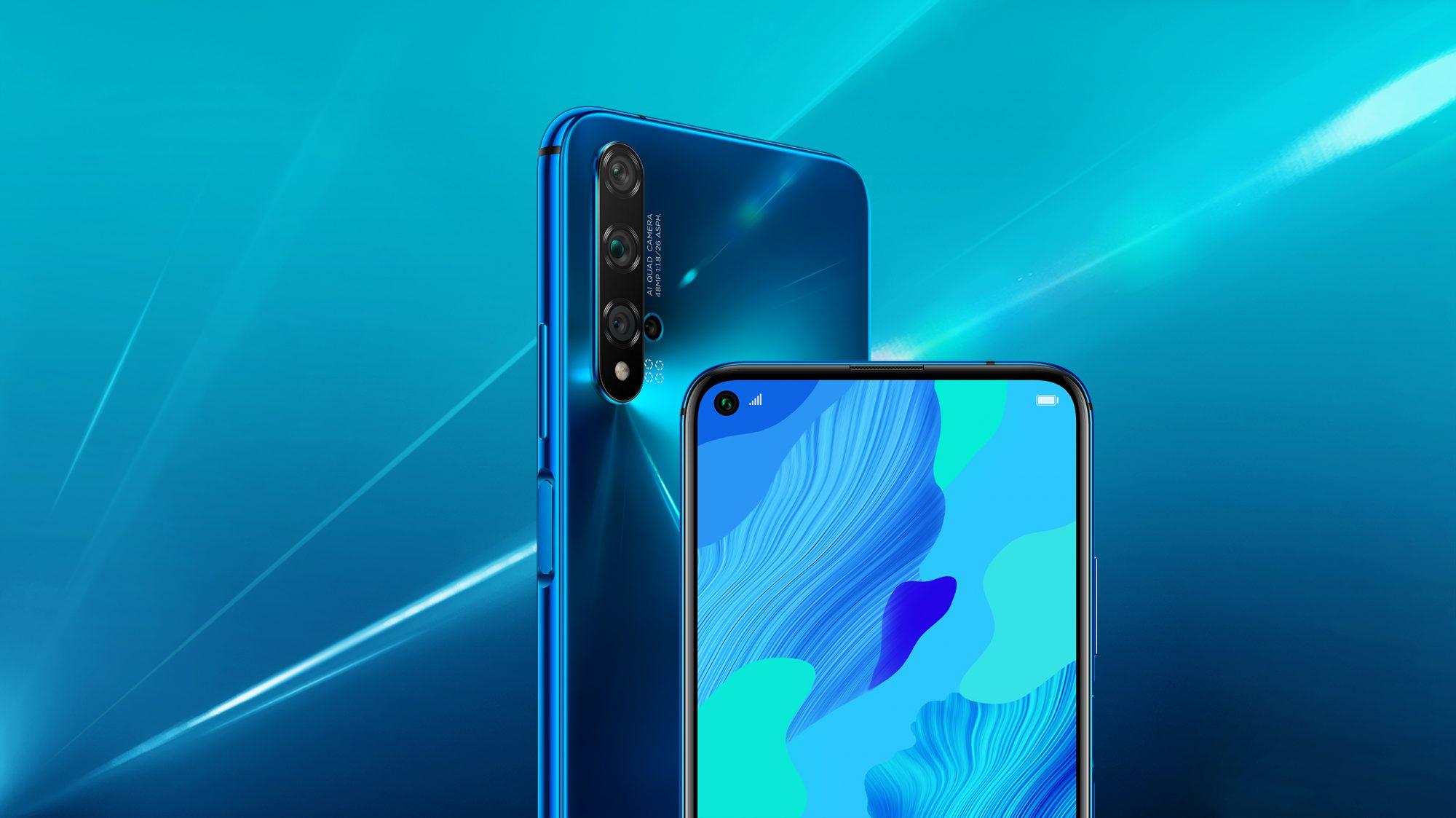 Huawei Nova 5T ufficiale: caratteristiche e prezzo thumbnail