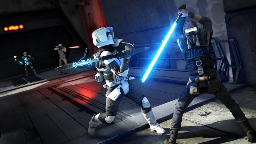 Star Wars Jedi: Fallen Order - svelato il trailer ufficiale thumbnail