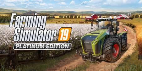 Farming Simulator 19 Patinum disponibile ad ottobre - ecco il nuovo trailer thumbnail