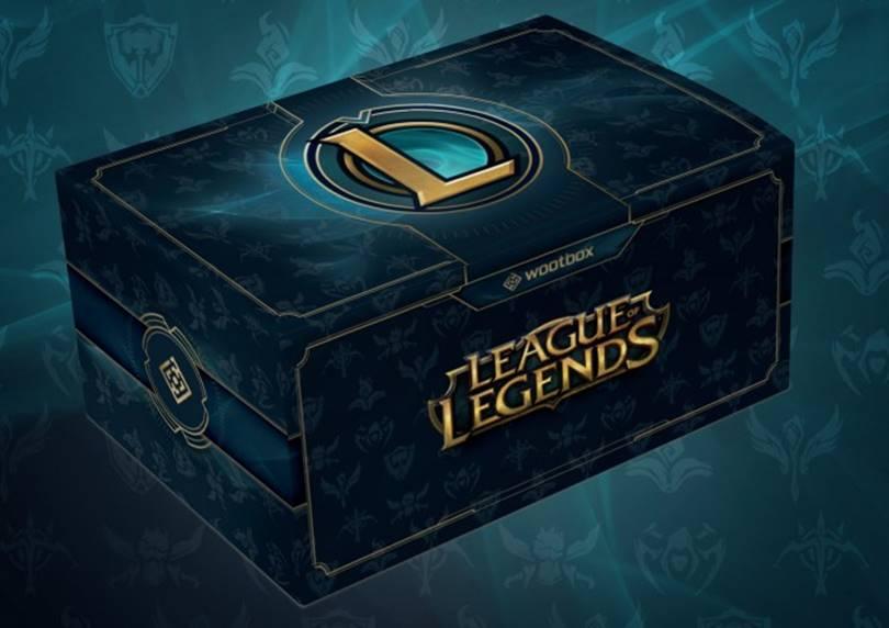 league of legends wootbox gadgets