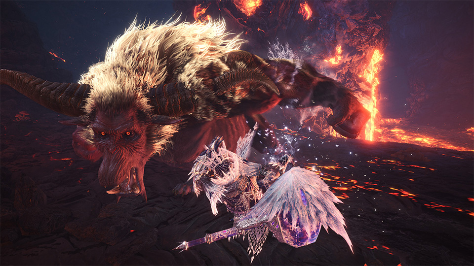 Monster Hunter World: Iceborne - disponibile un aggiornamento gratuito! thumbnail